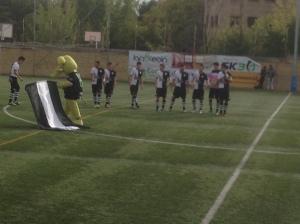 Unionistas 7-0 Pizarrales