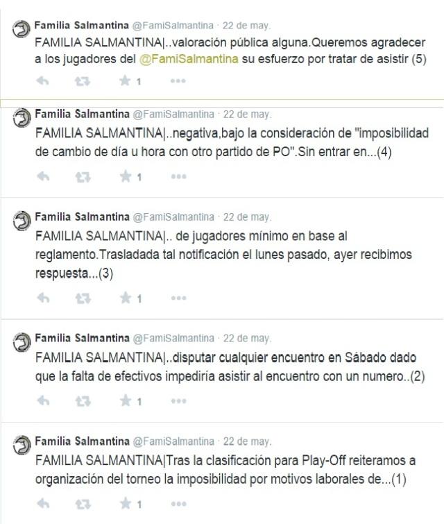 Tuits CuartosFinal_FamiSalmantina