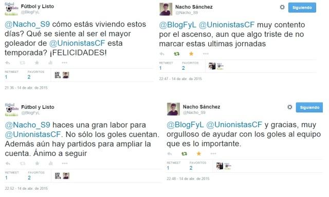 Conversación con Nacho Ascenso