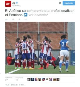 Atlético FutFem