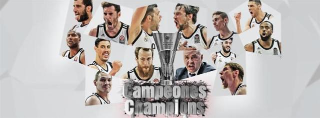 Campeones Euroliga