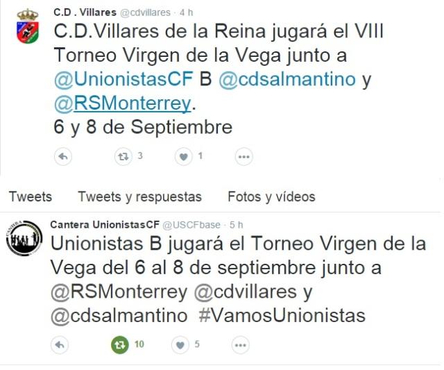 VIII Torneo Virgen de la Vega