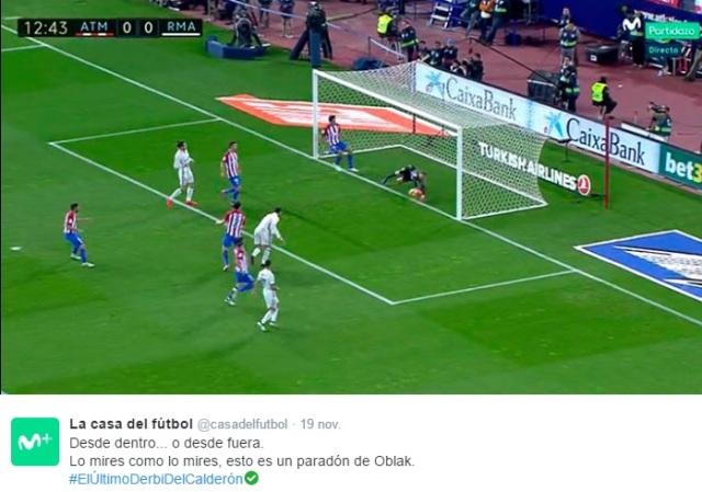 Fuente: Perfil de Twitter de La Casa del Fútbol https://twitter.com/casadelfutbol/